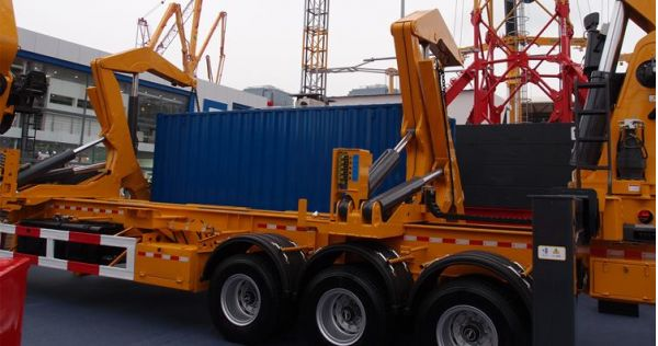 Side Lifter Trailer for Sale in Zambia