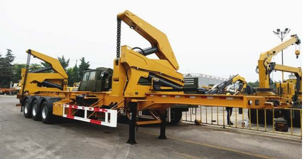 Side Lift Container Transport for Sale in Papua New Guinea