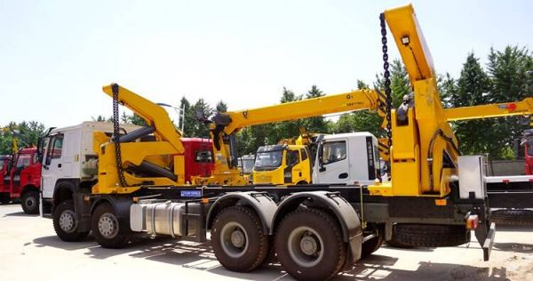 What is a Container Side Lifter Trailer?-Side Loader Trailer for Sale in Papua New Guinea