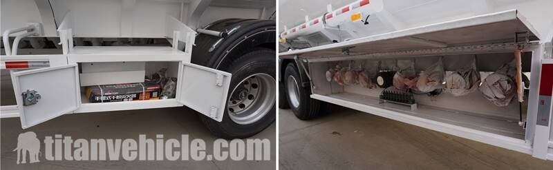 Details of Fuel Tanker Trailer