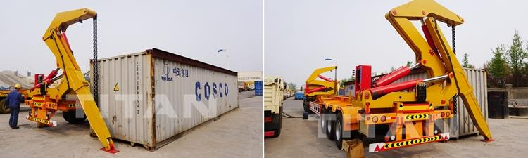 Container Side Loader Manufacturers