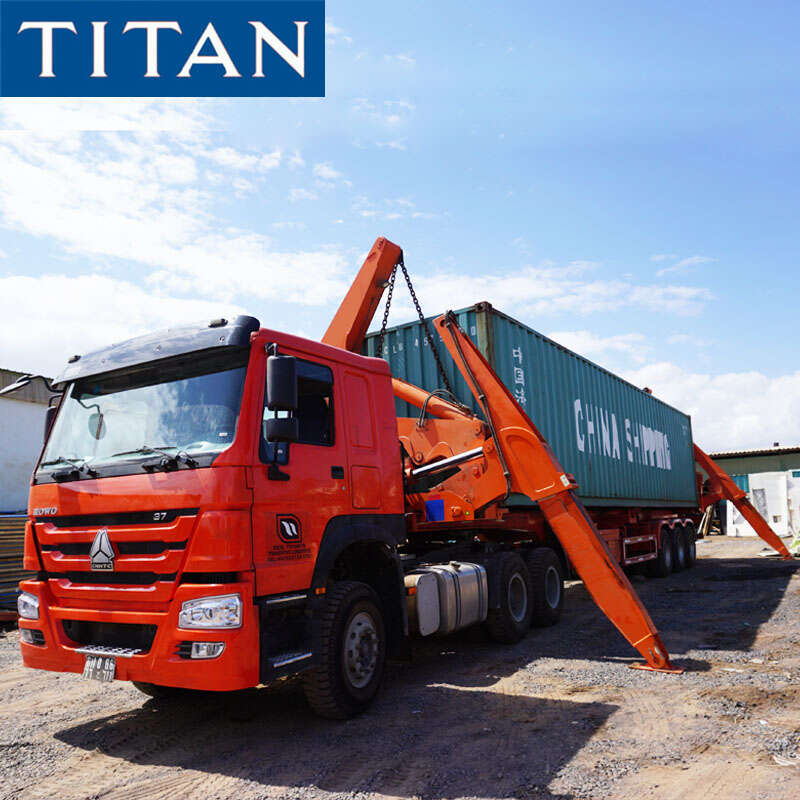 37Ton Side Lifters Trailer